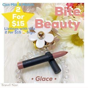 Bite Beauty Lip Crayon • Glacé • Travel Size 05F8